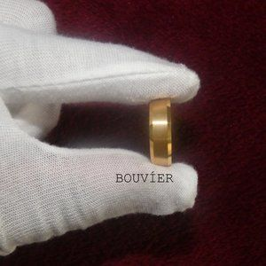 Bouvier Jewelry Accessories - Solid Gold Presidential Ring